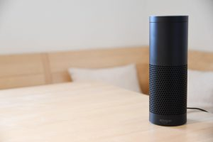 A smart device with Voice Search capability