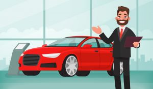 decision making process: buying a car