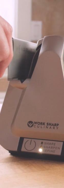 Work Sharp Culinary ENDURANCE Portfolio Example